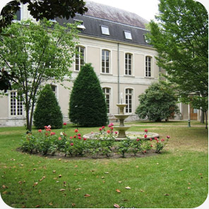 facade college ancien